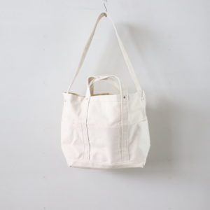YAECA | ヤエカ [ TOOL BAG MEDIUM #C/N NATURAL [49961] ]