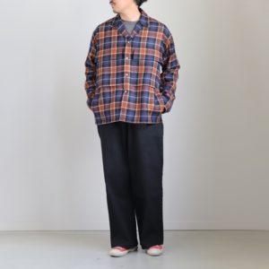 チャクラのコーディネート [ Graphpaper / ATON / gourmet jeans ]