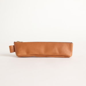 Landscape Products | ランドスケーププロダクツ [ PEN CASE #BROWN [LSLA2-001-02] ]