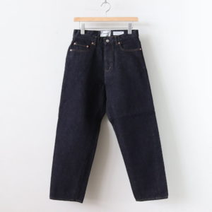 YAECA | ヤエカ [ DENIM PANTS WIDE STRAIGHT #INDIGO [11-14W] ]