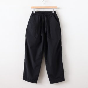TEATORA | テアトラ [ WALLET PANTS RESORT PACKABLE #BLACK [tt-004R-P] ]