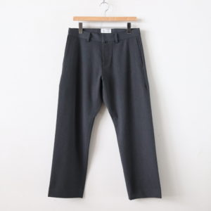 YAECA | ヤエカ [ 2WAY 2B JACKET SET UP PANTS #C.GRAY [50605] ]