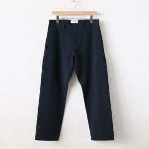 YAECA | ヤエカ [ 2WAY 2B JACKET SET UP PANTS #NAVY [50605] ]