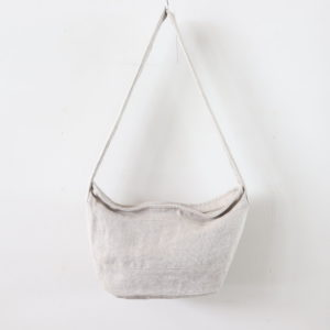 YAECA | ヤエカ [ MESSENGER BAG #NATURAL [40903] ]