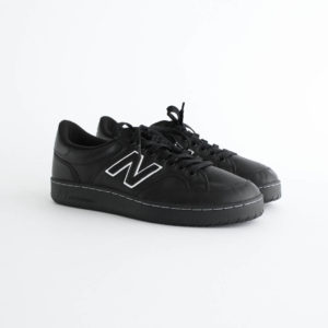 COMME des GARCONS HOMME | コム デ ギャルソン オム [ ステアスムース PRO COURT NEW BALANCE #BLACK [HF-K101-001] ]