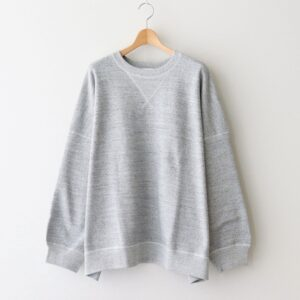 FreshService | フレッシュサービス [ CORPORATE SWEAT SHIRT OVERSIZED #HEATHER GRAY [FSW-21-SW_12] ]
