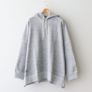 FreshService | フレッシュサービス [ CORPORATE HOODIE OVERSIZED #HEATHER GRAY [FSW-21-SW_13] ]