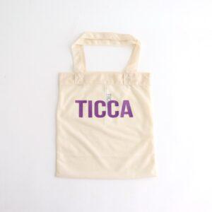 TICCA | ティッカ [ シアートートバッグ #IVORY [TBAS-611] ]