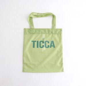 TICCA | ティッカ [ シアートートバッグ #GREEN [TBAS-611] ]