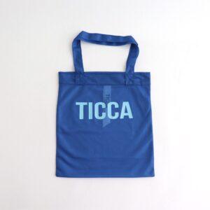 TICCA | ティッカ [ シアートートバッグ #BLUE [TBAS-611] ]