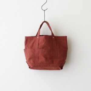 YAECA | ヤエカ [ TOOL BAG SMALL #C/L ROSE [41907] ]