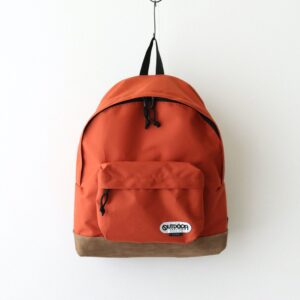 LENO | リノ [ LENO×OUTDOOR PRODUCTS DAYPACK #ORANGE×BEIGE SUEDE [H2101-AC001] ]