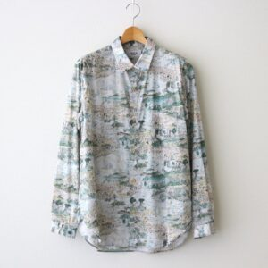 YAECA | ヤエカ [ BUTTON SHIRT #STORY ISLAND [41103] ]